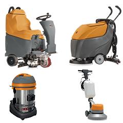 Những chú ý và cách sử dụng máy chà sàn trong vệ sinh công nghiệp