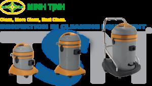 3 loại máy hút bụi công nghiệp bán chạy nhất tại Minh Tịnh