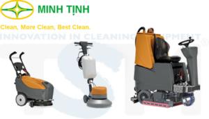 Giới thiệu về máy chà sàn công nghiệp